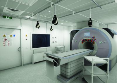 Concurrent TMS-fMRI